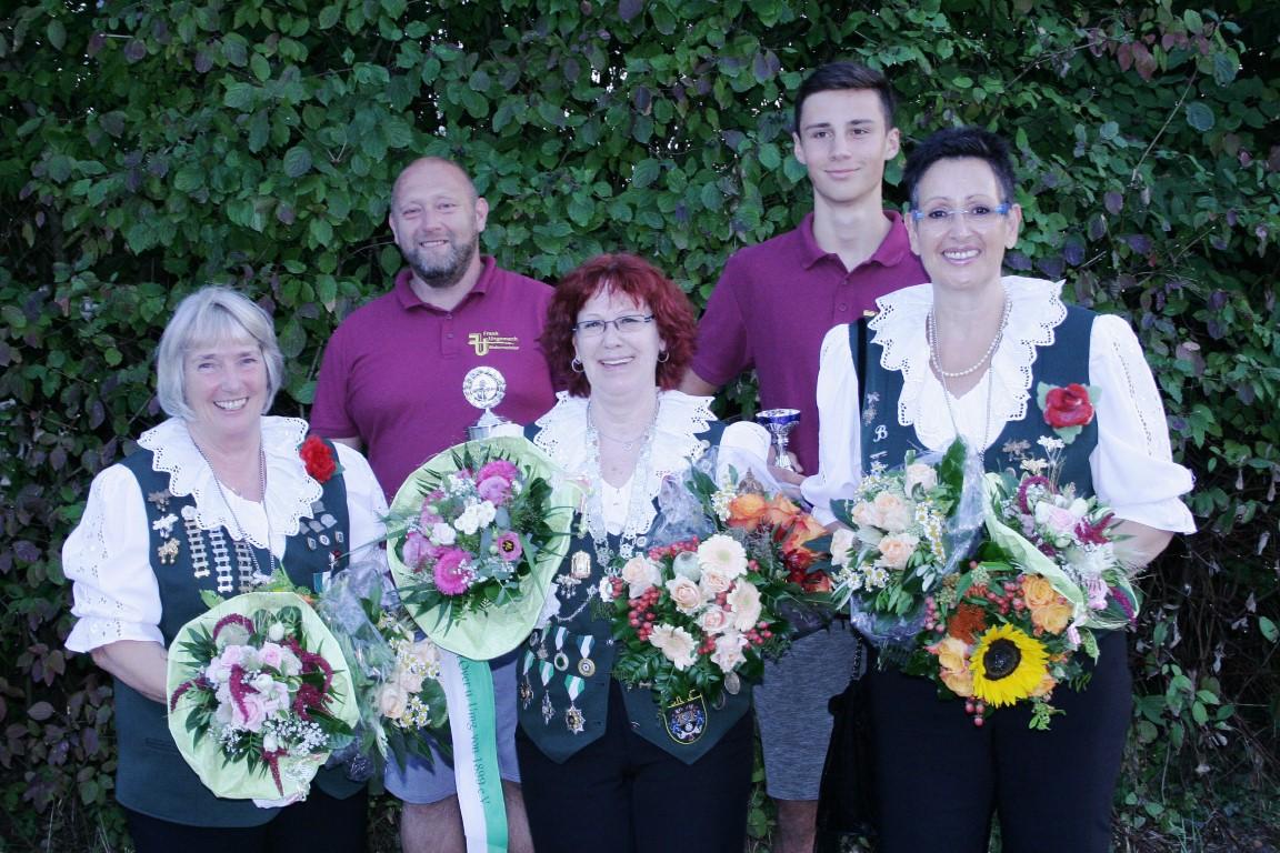 Schützen- und Volksfest Schützenkorps Stelle 2018 – Das waren die Ergebnisse: