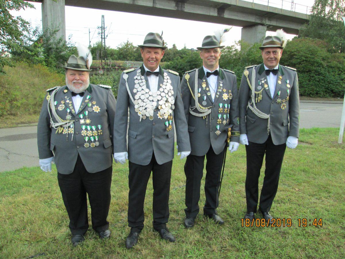 Schützenfest 2019: Heiko Rehwinkel regiert für ein Jahr